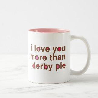 Derby Pie Mug