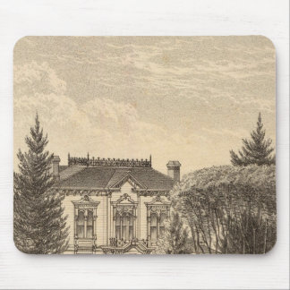 Derby residence mouse pad