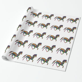 Derby Skies Wrapping Paper