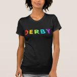 derby : skullphabet shirt