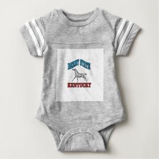 Derby state baby bodysuit