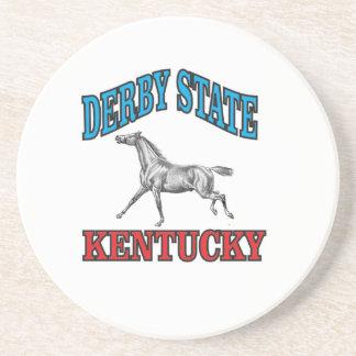 Derby state coaster