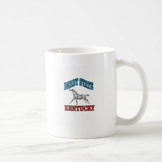 Derby state coffee mug