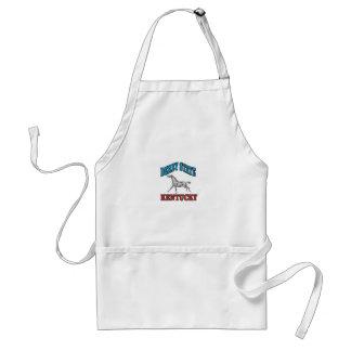 Derby state standard apron