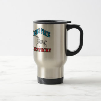 Derby state travel mug