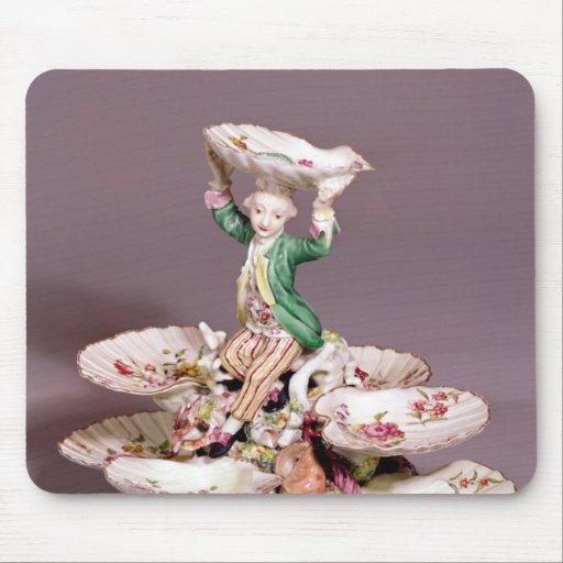 Derby table centrepiece, 1760-65 mousepads