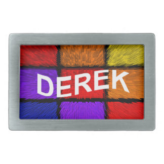 DEREK RECTANGULAR BELT BUCKLE
