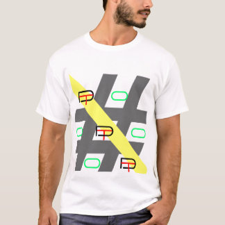 Derekt's Toe Tac Tic T-Shirt