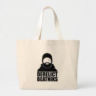 Derelict Beatniks Jumbo Tote Bag