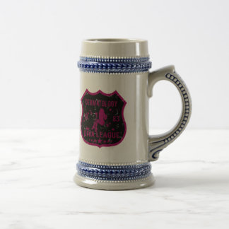 Dermatology Diva League 1983 Beer Stein