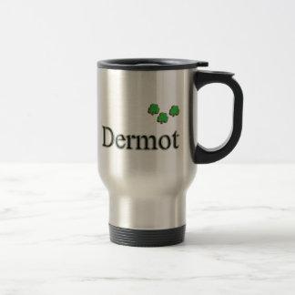 Dermot Travel Mug