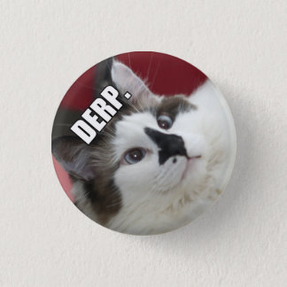 Derp Cat Buttons