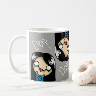 Derp Mug - Regular #Teamb3ar