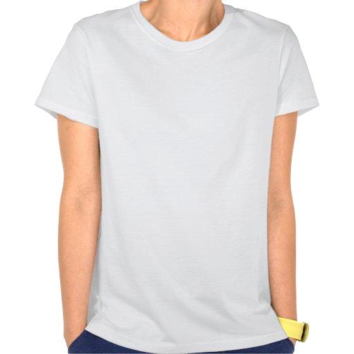 Derpina (Kitteh Smile) - 2-sided Spaghetti T-Shirt