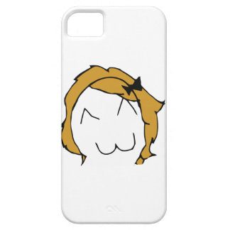 Derpina (Kitteh Smile) - iPhone 5 Case