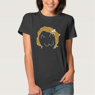 Derpina Meme Girl for dark T Shirts