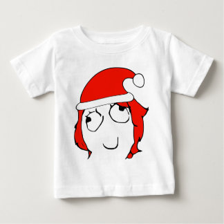 derpina xmas meme baby T-Shirt
