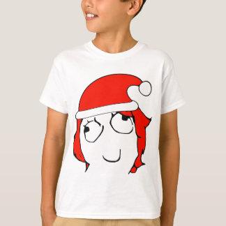 derpina xmas meme T-Shirt