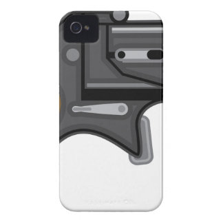 Derringer gun Vector iPhone 4 Cases