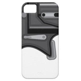 Derringer gun Vector iPhone 5 Case