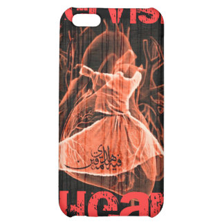 Dervish Heart iPhone 5C Cases