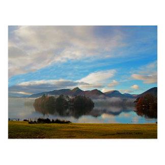 Derwent Water, Cumbria Postcard