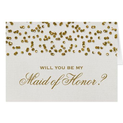 Des confettis de regard de scintillement vous sere cartes de vœux
