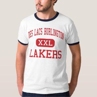 Des Lacs Burlington - Lakers - High - Des Lacs T-shirt