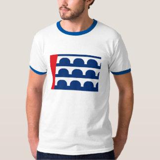 Des Moines Flag T-shirt