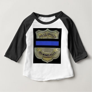 Des Moines Police Baby T-Shirt