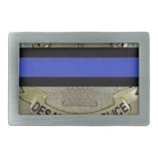 Des Moines Police Belt Buckle