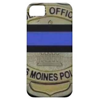 Des Moines Police Case For The iPhone 5