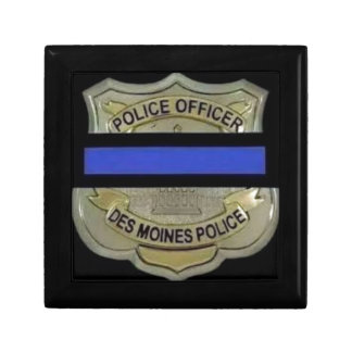 Des Moines Police Gift Box
