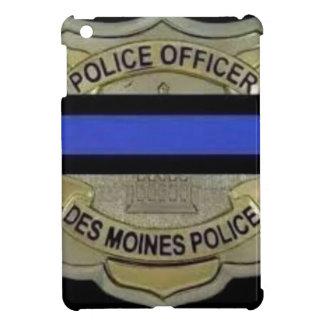 Des Moines Police iPad Mini Cases