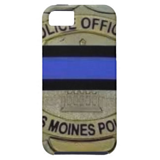 Des Moines Police iPhone 5 Covers