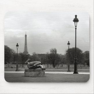 DES Tuileries Mousepad de Jardin Tapis De Souris