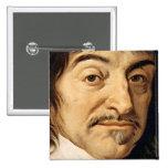 Descartes thinks you're quite hot already buttons