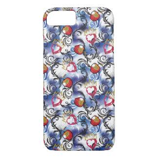 Descendants | Evie | Apple Pattern iPhone 8/7 Case