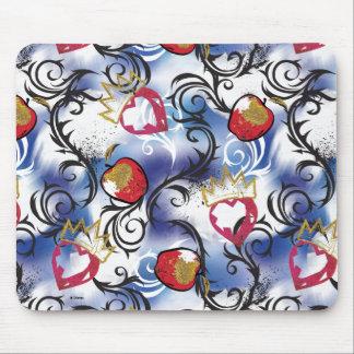 Descendants | Evie | Apple Pattern Mouse Pad