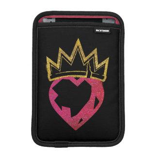 Descendants | Evie | Heart and Crown Logo iPad Mini Sleeve