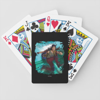 Descendants | Jay | Isle Swag Bicycle Playing Cards