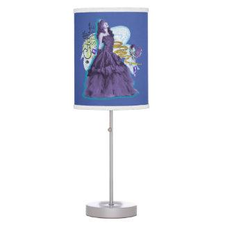 Descendants | Mal | Cotillion Style Table Lamp