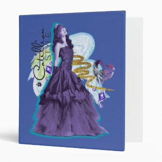 Descendants | Mal | Cotillion Style Vinyl Binders