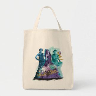 Descendants | Mal, Evie & Uma | Cotillion Couture Tote Bag