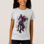 Descendants | Mal & Evie | #VK Original T-Shirt