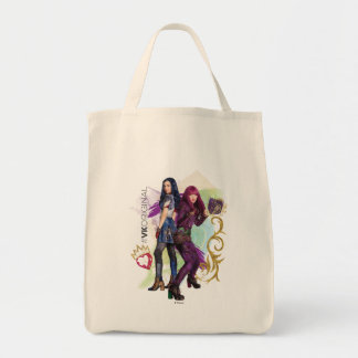 Descendants | Mal & Evie | #VK Original Tote Bag