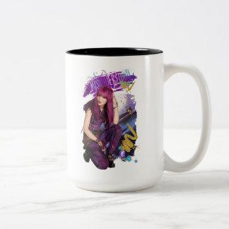 Descendants | Mal | Misunderstood Two-Tone Coffee Mug