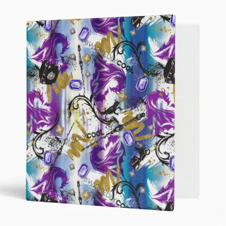 Descendants | Mal | Two-Headed Dragon Pattern Binder