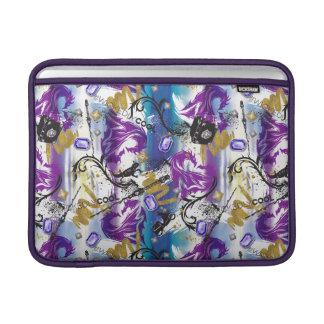 Descendants | Mal | Two-Headed Dragon Pattern MacBook Sleeve