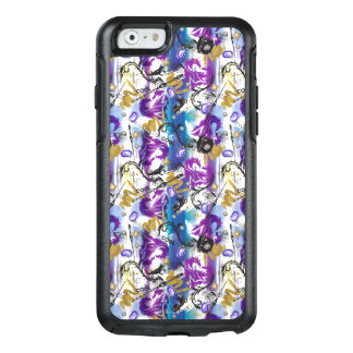 Descendants | Mal | Two-Headed Dragon Pattern OtterBox iPhone 6/6s Case